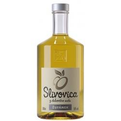 Žufánek Slivovice ze sudu 0,5L