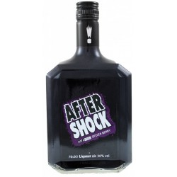 After Shock Black Liqueur 0,7L