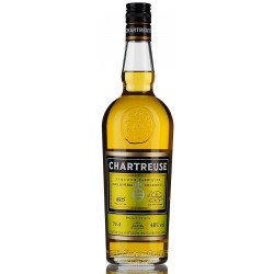 Chartreuse Jaune Liqueur 0,7L