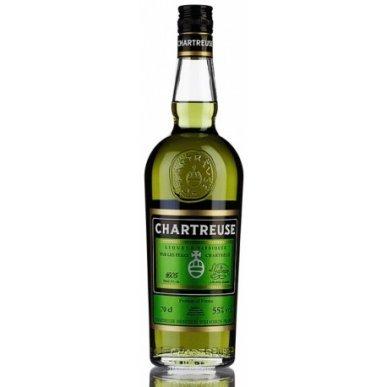 Chartreuse Verte Liqueur 0,7L