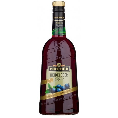 Pircher Heidelbeer Liqueur 0,7L