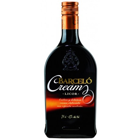 Ron Barcelo Cream Liqueur 0,7L