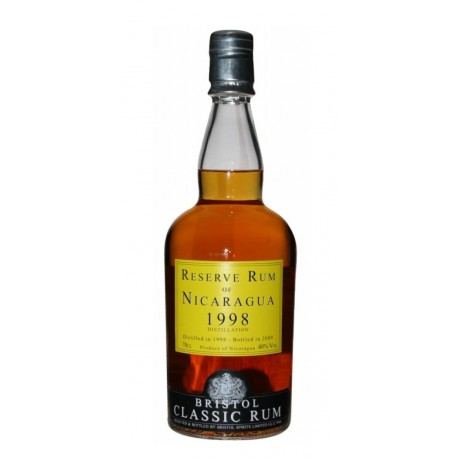 Bristol Reserve Rum of Nicaragua 1998 0,7L