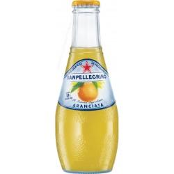 Pellegrino Limonáda Pomeranč 0,2L