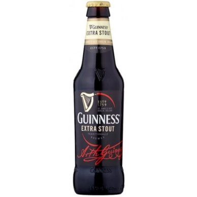 Guiness Extra Stout 0,33L