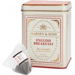 Harney & Sons - English Breakfast Classic (20 sáčků v plechovce)