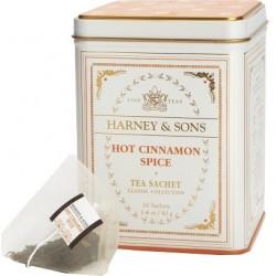 Harney & Sons - Hot Cinnamon Spice Classic (20 sáčků v plechovce)