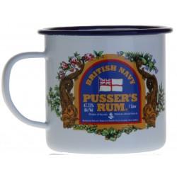 Pusser's British Navy Rum Hrnek