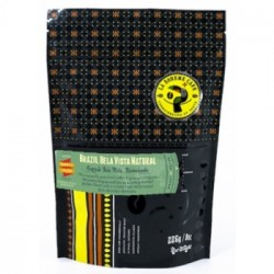La Boheme Cafe - Brazil Bella Vista Natural 226g (zrnková káva)