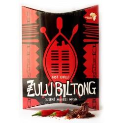 Zulu Biltong Hot Chilli 50g