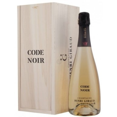Henri Giraud Code Noir Brut 0,75L