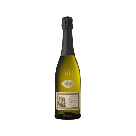 Le Cuvee a Point de Monsieur Bosca 0,75L