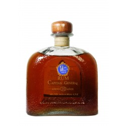 Capitan General Anejo Rum 10 let 0,7L