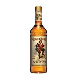 Captain Morgan Spiced Gold Rum 1L