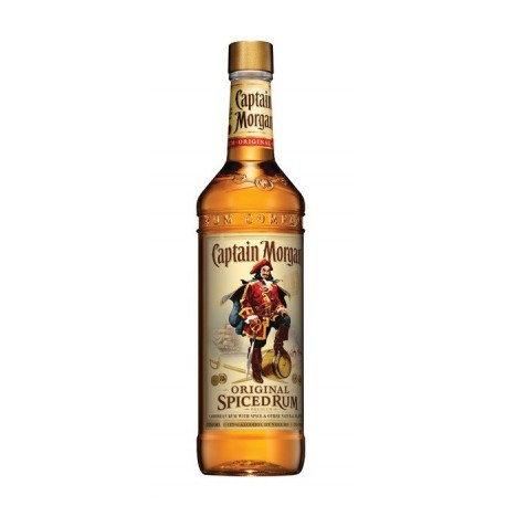 Captain Morgan Spiced Gold Rum 1L