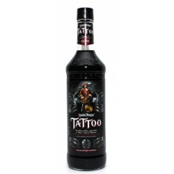 Captain Morgan Tattoo Rum 0,75L