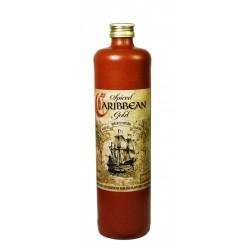 Caribbean Spiced Gold Rum 0,7L