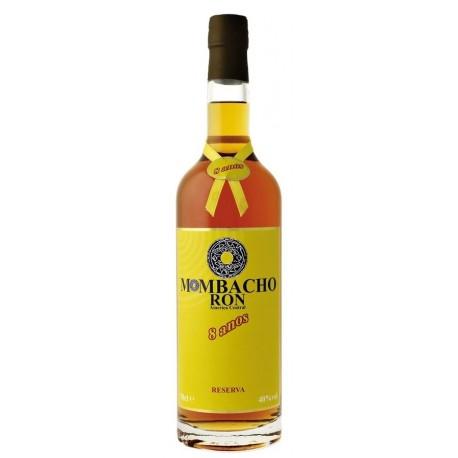 Mombacho Rum 8 let 0,7L