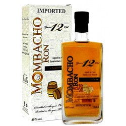 Mombacho Sauternes Finish Rum 12 let 0,7L