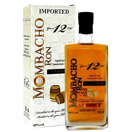 Mombacho Sauternes Finish Rum 12 let 0,7L