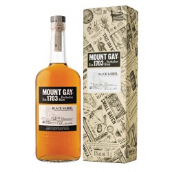 Mount Gay Black Barrel Rum 1L