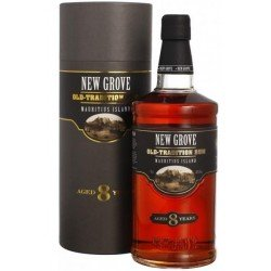 New Grove Old Tradition Rum 8 let 0,7L