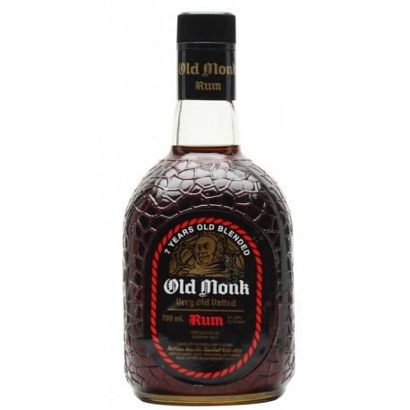 Old Monk Rum 7 let 0,7L