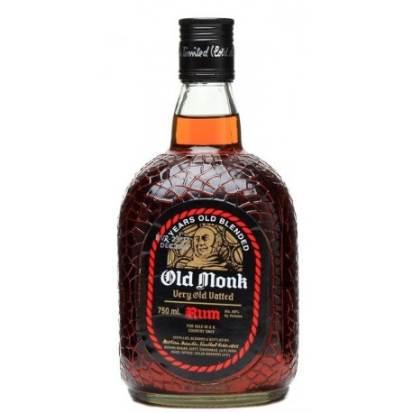 Old Monk Rum 7 let 1L