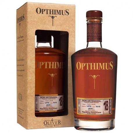 Opthimus Cum Laude Rum 18 let 0,7L