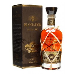 Plantation Barbados Extra Old 20th Anniversary Rum 0,7L