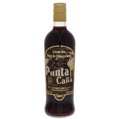Punta Cana Ron y Cioccolato Rum Liqueur 0,7L