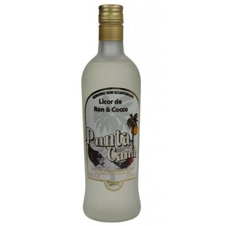 Punta Cana Ron y Cocco Rum Liqueur 0,7L