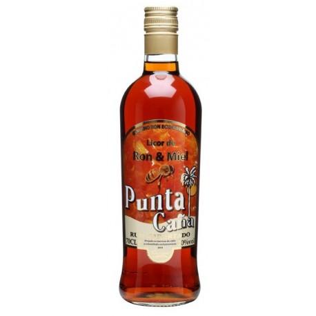 Punta Cana Ron y Miel Rum Liqueur 0,7L