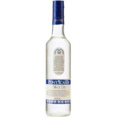 Puntacana Club Silver Dry Rum 0,7L
