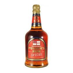 Pusser's Original Spiced Rum 0,7L