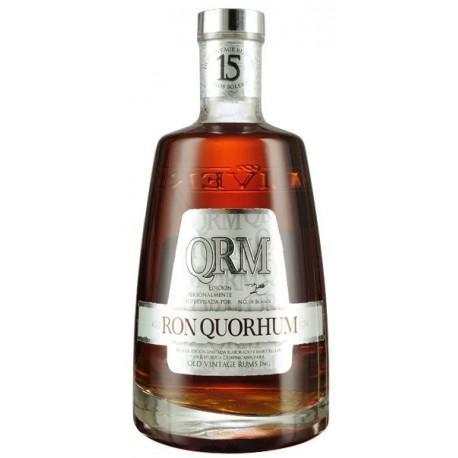 Quorhum Rum 15 let 0,7L