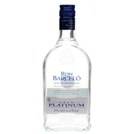 Ron Barcelo Gran Platinum Rum 0,7L