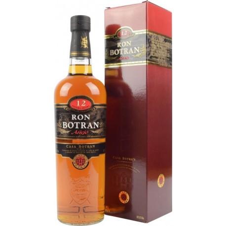 Ron Botran Anejo Sistema Solera Rum 12 let 0,7L