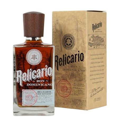 Ron Relicario Dominicano Superior Rum 0,7L