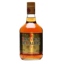 Ron Viejo de Caldas Rum 3 roky 0,7L