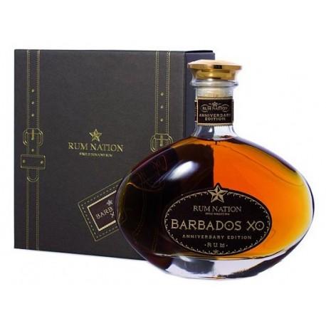 Rum Nation Barbados XO Anniversary Edition Rum 0,7L