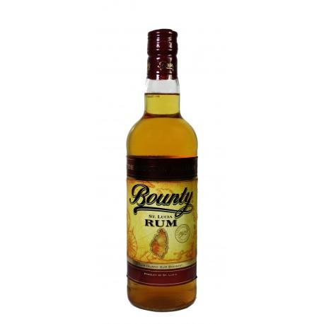Saint Lucia Bounty Rum 0,75L