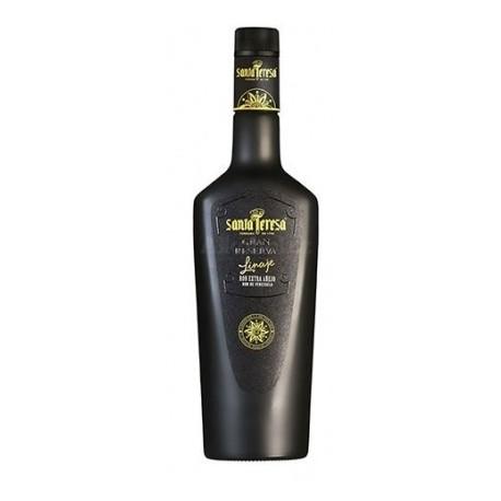 Santa Teresa Linaje Gran Reserva Ron Extra Anejo Rum 0,7L