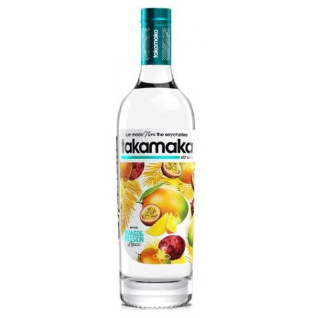 Takamaka Mango Rum Liqueur 0,7L