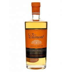 Clement Créole Shrubb Liqueur D'Orange Rhum 0,7L