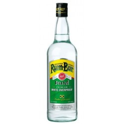 Worthy Park Bar White Overproof Rum 1L