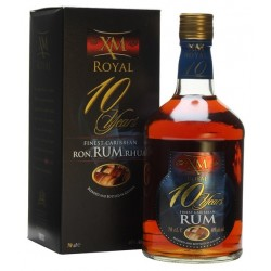 XM Royal Demerara Rum 10 let 0,7L