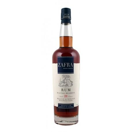 Zafra Master Reserve Rum 21 let 0,7L