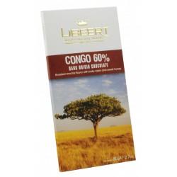 Libeert Congo - čokoláda s 60% kakaa 80g