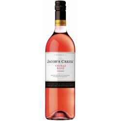 Shiraz Jacobs Creek Rosé 0,75L